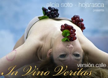 In vino veritas (street version)