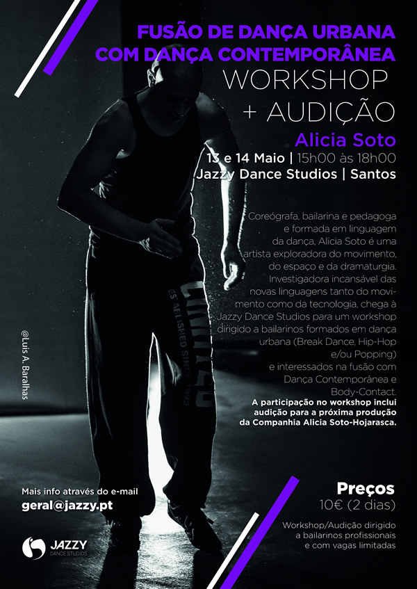 Workshop-Audition in Lisbon